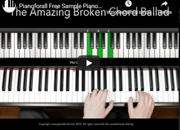 piano for all free