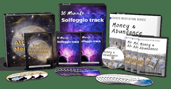 solfegio track and money abundance