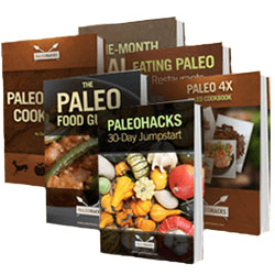 paleohacks cookbook program